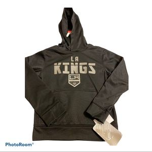 LA Kings size XS 4/5 kids hoodie new with tags